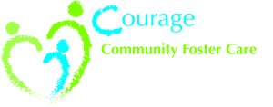 Courage Community Foster Care logo